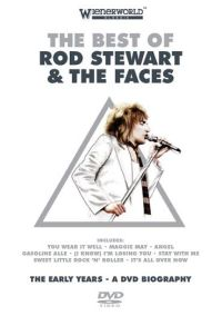 Cover Rod Stewart & The Faces - The Best Of Rod Stewart & The Faces [DVD]